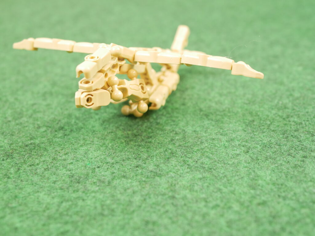 legetøj flyvemaskine